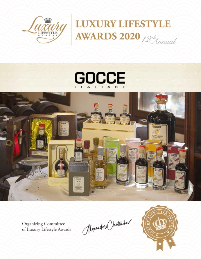 Luxury Lifestyle Awards 2020 - 1