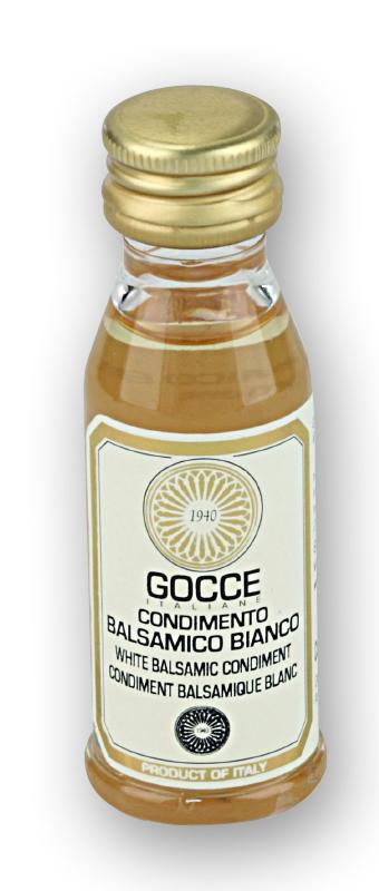 Balsamico Bianco in Mini bottiglia - K0784 (20 ml - 0.67 fl.oz) - 1