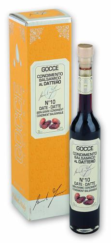 J0226 Date Balsamic condiment- 10 Travasi (100 ml - 3.38 fl. oz)