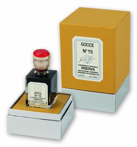 J0345 Condimento Riserva - 15 Travasi (50 ml - 1.69 fl. oz)