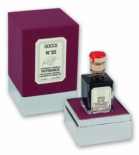 J0360 Condimento Balsamico Patriarca - 30 Travasi (50 ml - 1.69 fl. oz)