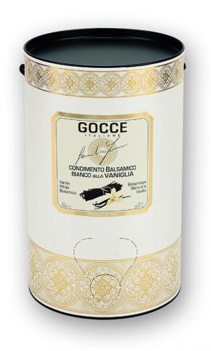 J0852/V Condimento Bianco alla Vaniglia -  (3000 ml - 111.44 fl. oz)