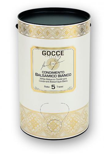 J0852  Condimento Balsamico Bianco 5
