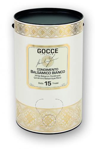 J0858 Condiment Balsamique Blanc 15