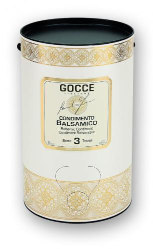 J0860  Condimento Balsamico 3 Travasi