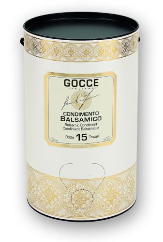 J0868 Condimento Balsamico 15 travasi