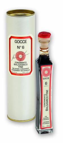 K0294 Condimento Fine - 6 Travasi (40 ml - 1.35 fl. oz)