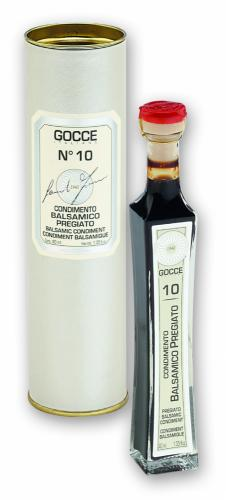 K0296 Condimento Pregiato - 10 Travasi (40 ml - 1.35 fl. oz)