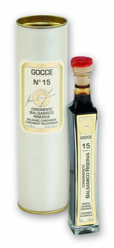 K0298 Condimento Riserva - 15 Travasi (40 ml - 1.35 fl. oz)