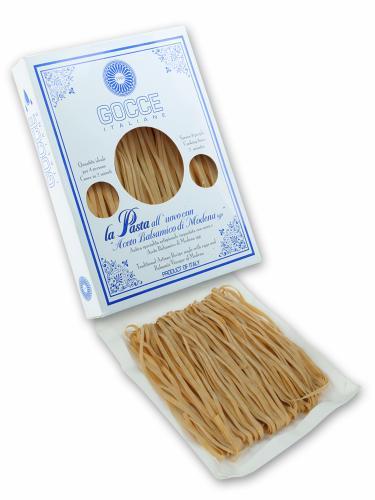Fettuccine pasta with Balsamic Vinegar of Modena - K03081 (250 g - 8.82 oz)