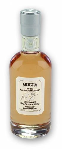K0420 Condiment Balsamique Blanc (250 ml - 8.45 fl. oz)