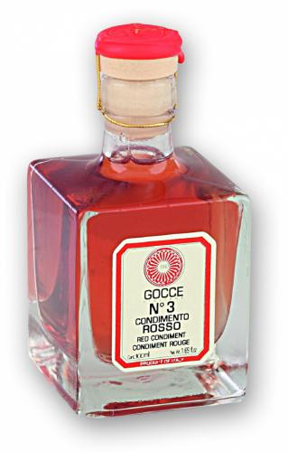 K0428 Condiment rouge N° 3 Red (100 ml - 3.38 fl. oz)