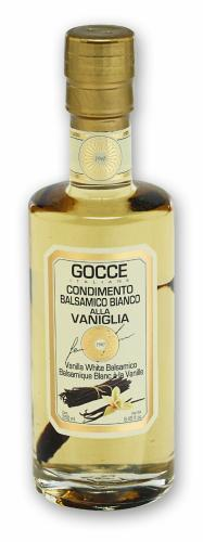 K0453 Vanilla Infused White Condiment -  (250 ml - 8.45 fl. oz)