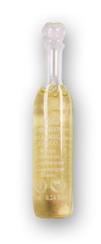 Blister Monodose White Balsamic Vinegar - K0818 (7 ml - 0.24 fl.oz)