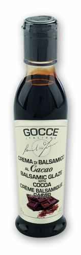 K0910 Crema di Balsamico al Cacao  (220 g - 7.76 oz)