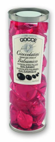 Dark Chocolate Bonbons with Balsamic filling - K3000/P (350 g - 12.35 oz)